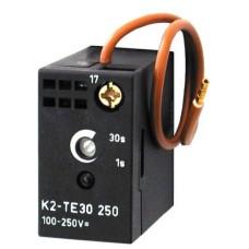 Електронний таймер для контактора силового 0,1 - 30с