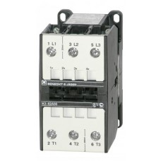 Контактор силовий 30кВт, 3Р, 220-240В, 50Гц