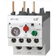 Теплове реле MT-32 S (3K),0,33А, діапазон регулювання, (0,25-0,4A)