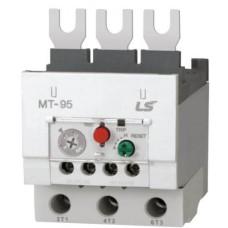 Теплове реле MT-95 L (3K), 83А, діапазон регулювання, (70-95A)