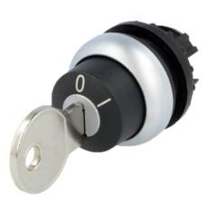 Перемикач Eaton Moeller 216887 M22-WRS з ключем I-O