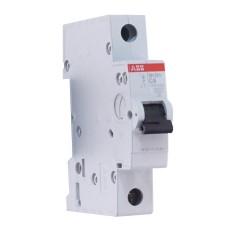 Електроавтомат ABB SH201-C6 тип C 6А