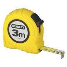 Рулетка вимірювальна Stanley Global tape 3мх12,7мм