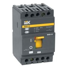 Автоматичний вимикач IEK ВА88-32 3Р 40А 25кА