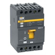 Автоматичний вимикач IEK ВА88-33 3Р 32А 35кА