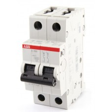 Електроавтомат ABB S202-B10 тип B 10А