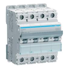 Автоматичний вимикач NCN413 (4р, С, 13А) Hager