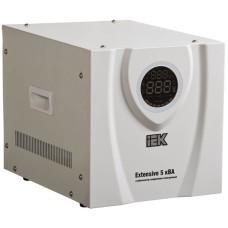 Стабілізатор напруги переносний IEK Extensive 5кВт