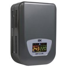 Стабілізатор напруги настінний IEK Shift 3,5кВт