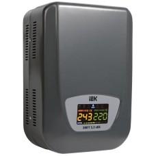 Стабілізатор напруги настінний IEK Shift 5,5кВт