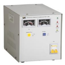 Стабілізатор напруги IEK СНИ1- 3кВт