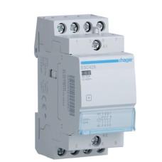 Контактор 25A ESC428 (3НО+1НЗ, 230В) 2м Hager