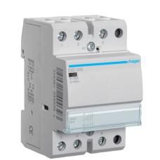 Контактор 40A ESC340 (3НО, 230В) 3м Hager