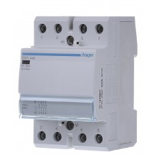 Контактор 40A ESC441 (4НЗ, 230В) 3м Hager