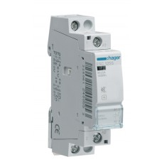 Контактор 25A ESC125 (1НО, 230В) 1м Hager