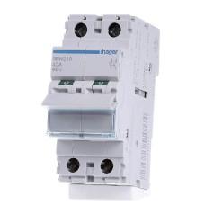 Вимикач навантаження Hager SBN240 2P 40А/400В 2м