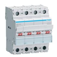 Вимикач навантаження Hager SBN440 4P 40А/400В 4м