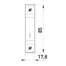 Розрядник E.Next i0330001 В 1р 440В