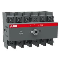 Модульний вимикач навантаження ABB 1SCA105021R1001 OT100F6