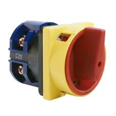 Кулачковий перемикач IEK BCS22-063-1 ПКП63-12/У 63А (викл-вкл) 2Р/400В