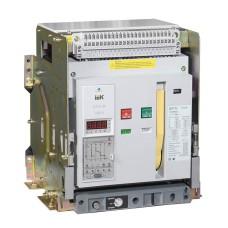Висувний автоматичний вимикач IEK BA07-M1600A 3P 1600А 80кА