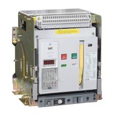 Висувний автоматичний вимикач IEK BA07-M1250A 3P 1250А 80кА