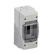 Щит General Electric FIX-O-RAIL55 3 модуля