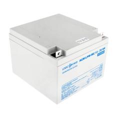 Акумулятор LogicPower AGM LPM-MG 12-26 AH 12В
