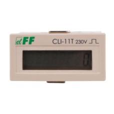 Лічильник імпульсів F&F CLI-11T 220В