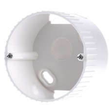 Установча коробка для прихованої проводки EE813, білий, Hager