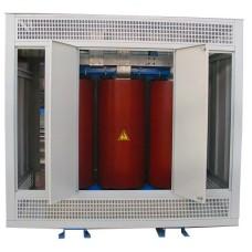 Трансформатор силовий трифазний сухий захищений з литою ізоляцією Siemens 4GB6226-3DC