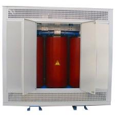 Трансформатор силовий трифазний сухий захищений з литою ізоляцією Siemens 4GB6244-3DC