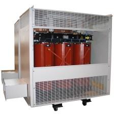 Трансформатор силовий трифазний сухий захищений з литою ізоляцією Siemens 4GB6326-3DC