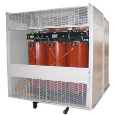 Трансформатор силовий трифазний сухий захищений з литою ізоляцією Siemens 4GB6344-3DC