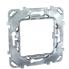 Супорт металічний для механізмів Unica