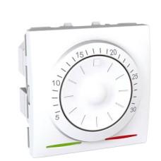 Терморегулятор Schneider Electric 10A білий