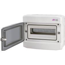 Пластиковий щит зовнішнього виконання ETI 001101172 ECH-12PTu (12 М IP65)