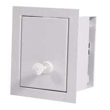 Щит освітлення модульний стандарт ЩО-2В (вбудований)