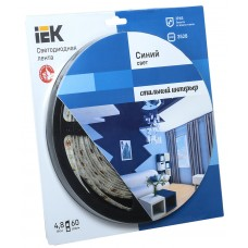 LED-стрічка LSR-3528B60-4.8-IP65-12V IEK-eco