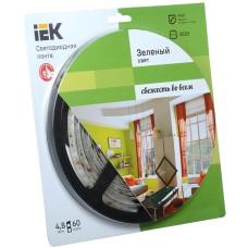 LED-стрічка 5м IEK-eco LSR-3528G60-4.8-IP65-12V