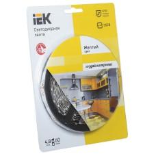 LED-стрічка LSR-3528Y60-4.8-IP20-12V IEK-eco