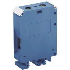 Зажим набірний IEK ЗНИ-95мм2 (JXB330А) синій (без маркера)
