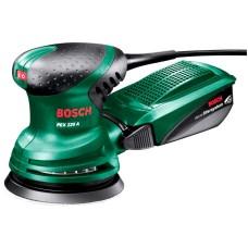 Шліфмашина Bosch PEX 220 A