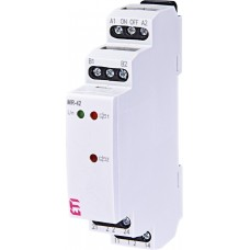 Імпульсне реле з функцією «пам'яті» ETI 002470095 MR-42 230V AC (2x16A AC1)