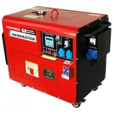 Електрогенератор 9,8 кВт, KrafTWele, SDG9800S 1F