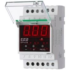 Реле контролю струму F&F EPP-618