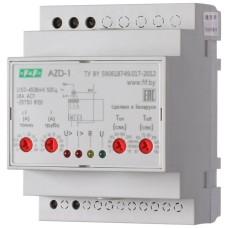 Реле захисту двигуна AZD-1