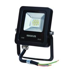 Світлодіодний прожектор Maxus Flood Light 10Вт 5000K (1-MAX-01-LFL-1050)