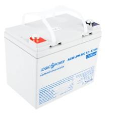 Акумулятор LogicPower AGM LPM-MG 12-33 AH 12В
