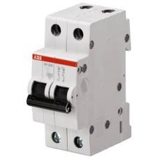 Електроавтомат ABB SH202-C16 тип C 16А